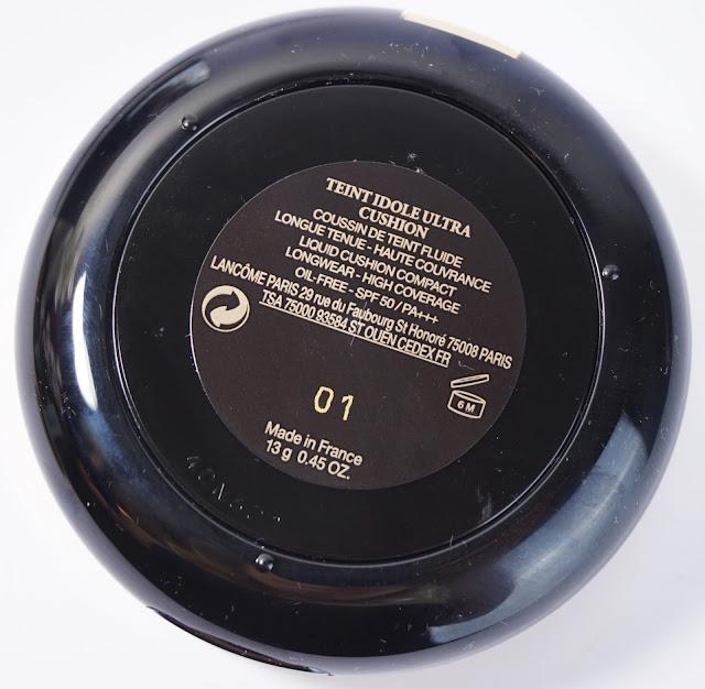 Lancôme - Teint Idole Ultra Cushion (01 Pure Porcelaine)