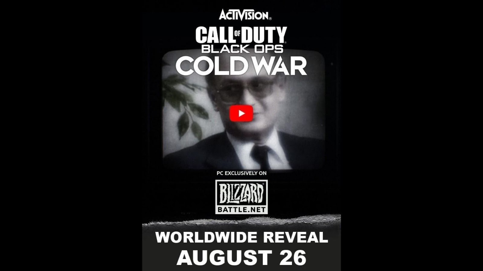 New Call Of Duty Black Ops Cold War Trailer Revieal Gamer Full Stop Latest Video Game Information News