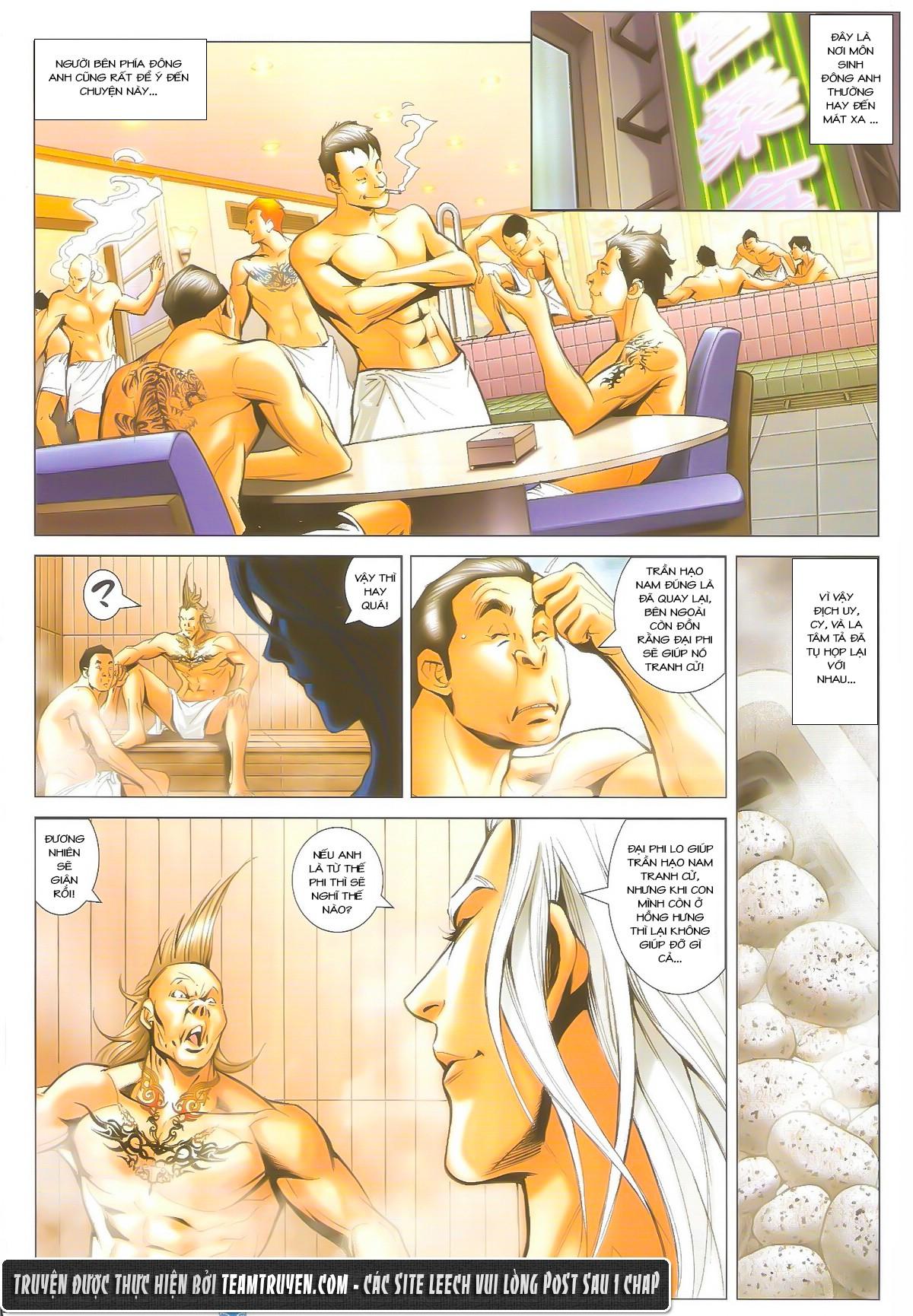 Người Trong Giang Hồ chapter 1602: gặp lại hàn tân trang 20