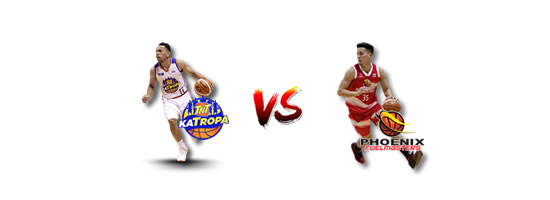 April 28: TNT vs Phoenix, 6:45pm Ynares Center Antipolo