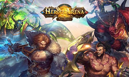 Kumpulan Game Android Terbaik Multiplayer Genre MOBA Adventure Terbaru
