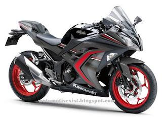 ini PT Kawasaki Motor Indonesia atau KMI secara resmi mengeluarkan model motor terbarunya Kawasaki Indonesia Resmi Luncurkan Ninja 250 SE LTD