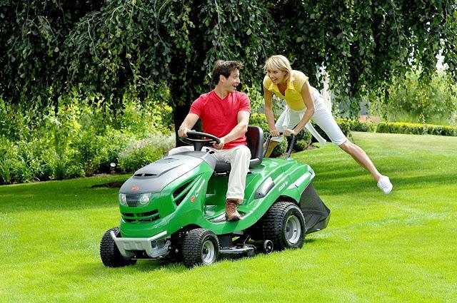 Трактори за косене на трева