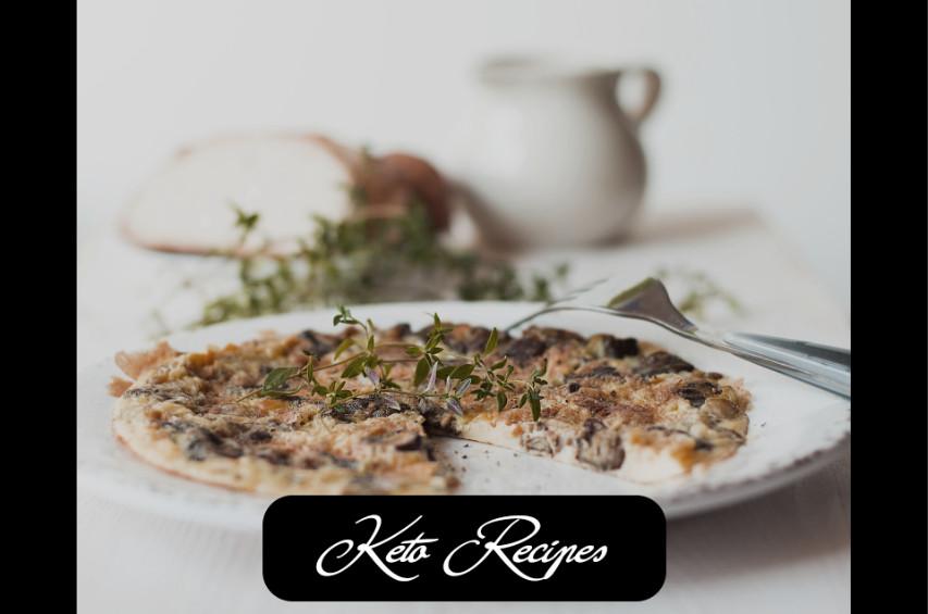 Mushroom and Asparagus Frittata