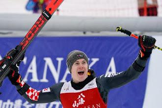 Copa do Mundo de Esqui Alpino masculino 2019/2020 - Etapa de Naeba: Zubcic ganha o Slalom Gigante