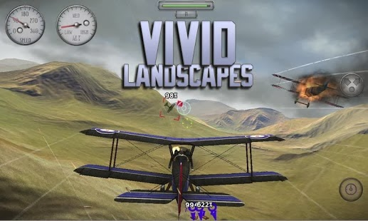 Sky Gamblers: Rise of Glory Android APK