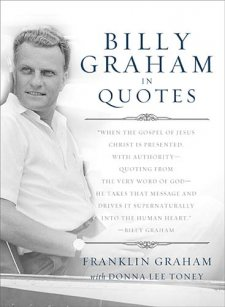 Billy Graham Quotes: LadyD Books