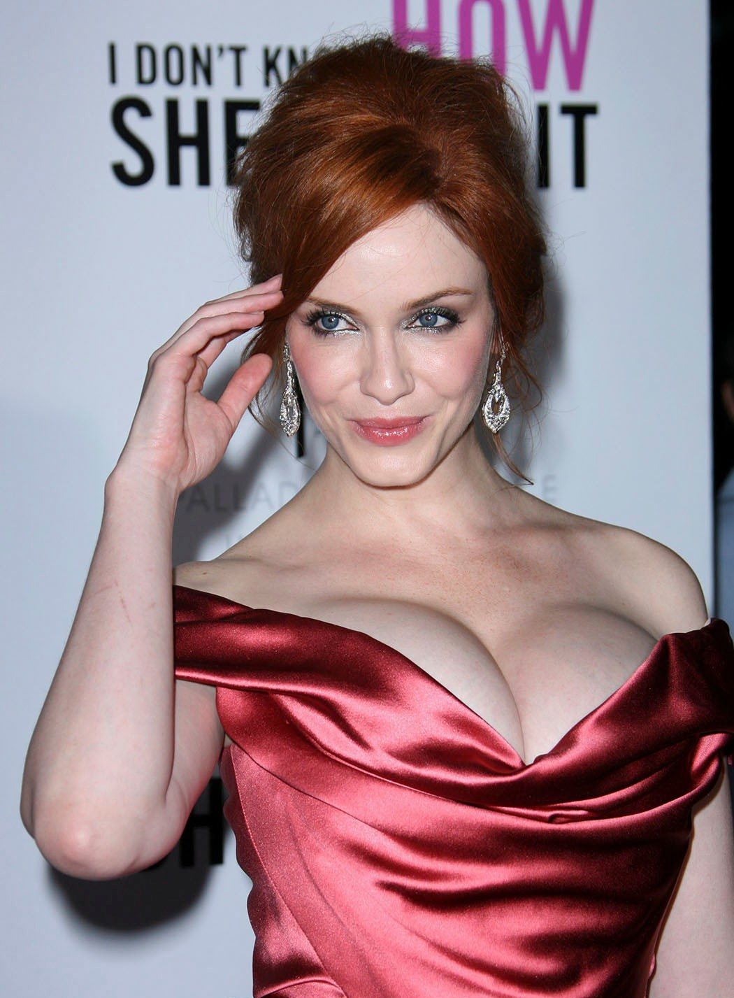 Christina Hendricks Fake Breasts ~ 6-k pics james franco ...