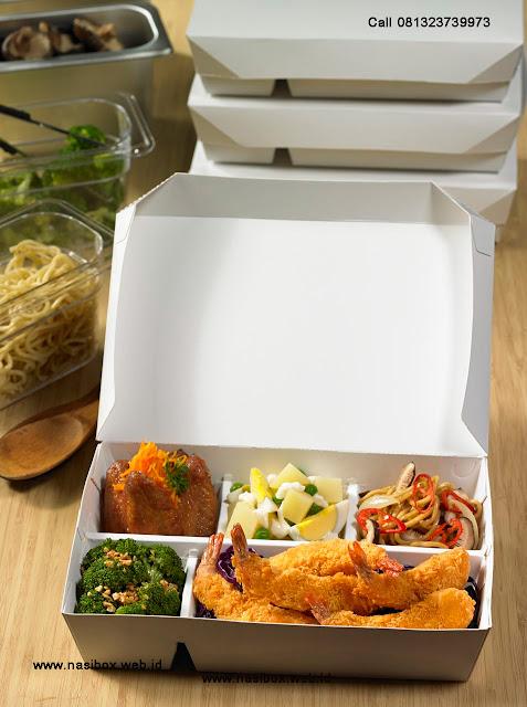 kotak Nasi ala food grade di ciwidey