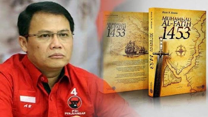 PDIP Kritik Kadinas Tugasi Siswa Baca Buku 'Muhammad Al Fatih', Sebut Kisah Soekarno Lebih Wajib