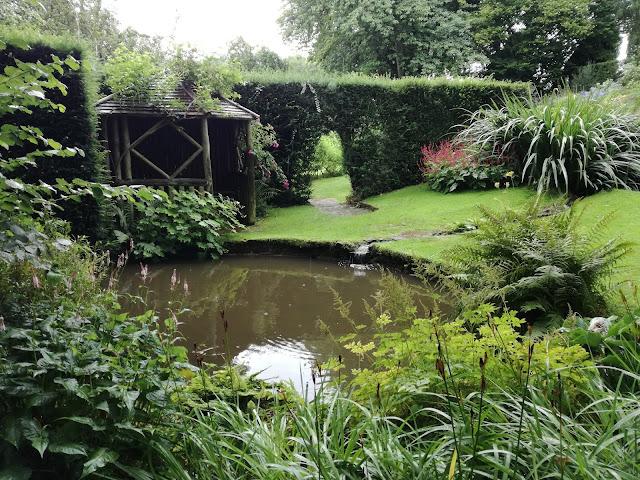 Bog Garden, angielski ogród wodny