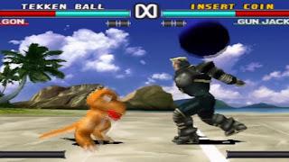 Screenshot Tekken 3 Volley Ball For PC