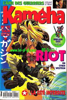 Riot, un cyber western