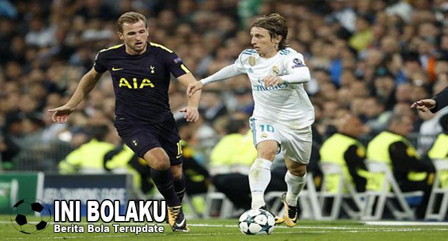 Demi Kane, Madrid Siap Kembalikan Modric Ke Spurs?
