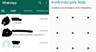 √ Cara Mengunci Aplikasi Whatsapp Agar Tidak Bisa Dibuka