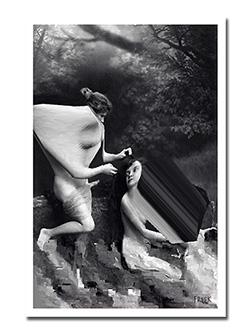 black and white photography, buy art online, buy photography prints, photography, photography gallery, Sam Freek, vintage digital art,