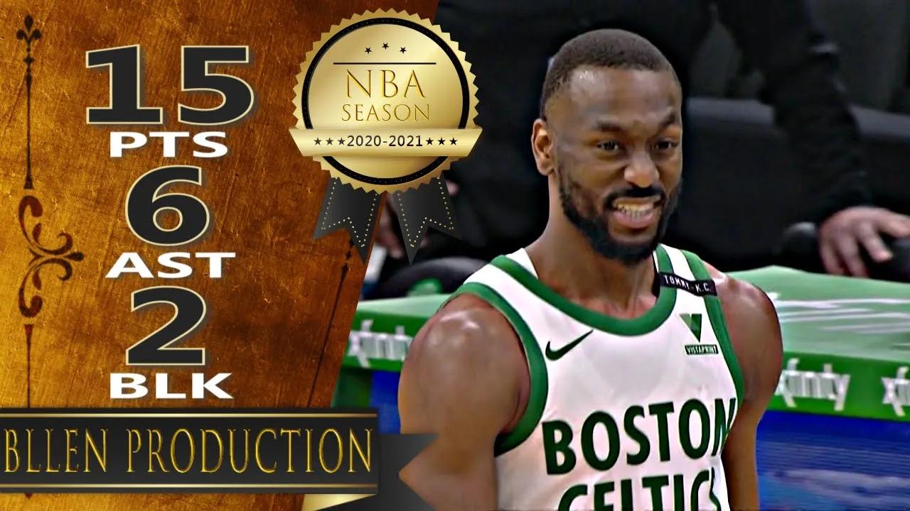 Kemba Walker 15pts 6ast vs TOR   March 4, 2021   2020-21 NBA Season