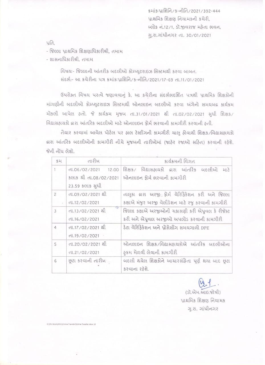 Online Badli Camp Date