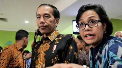 Jokowi Minta Sri Mulyani Turun Tangan Bantu Penyerapan Beras Petani