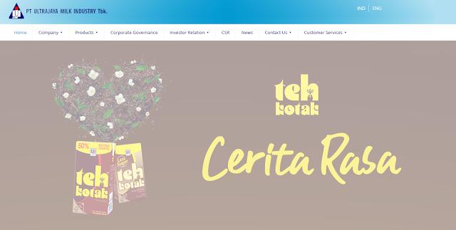 Profil Perusahaan Ultra Jaya (ULTJ)