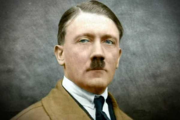 Teori Konspirasi Hitler