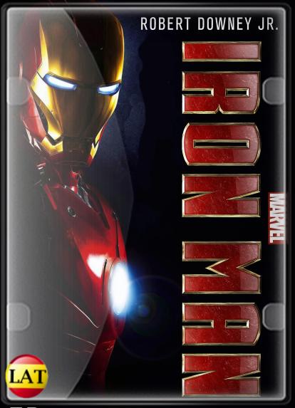 Iron man – El Hombre de Hierro (2008) DVDRIP LATINO