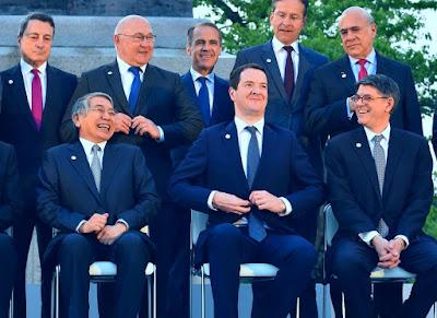 ministres des finances du G7