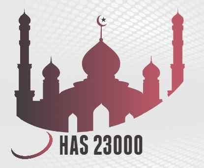 has 23000 untuk jaminan produk halal perlindungan konsumen