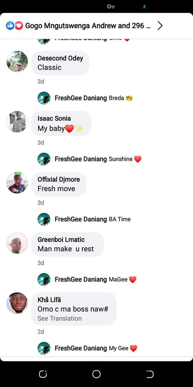 [E-News] After a long run, Freshgee is hitting fans 4th july #Arewapublisize