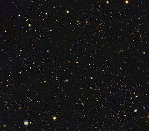 15 Ribu Galaksi dalam Satu Gambar