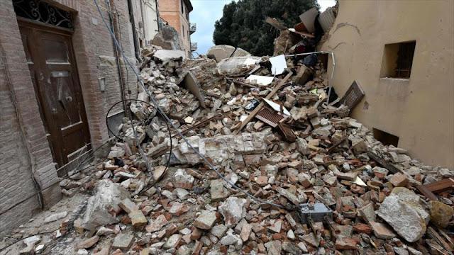 ¿¡Italia ha sufrido un castigo divino por no votar por Israel!?
