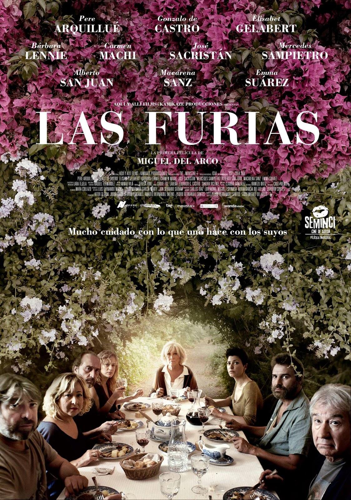 Las Furias, Miguel del Arco, SEMINCI