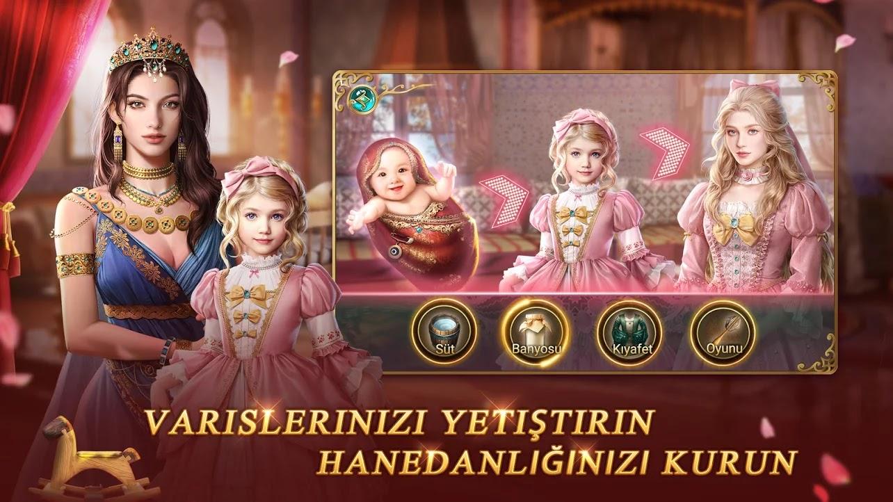 Game of Sultans Varisleri Yükseltin
