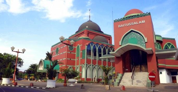 Masjid Raya Baitussalam, Billy Moon, Duren Sawit
