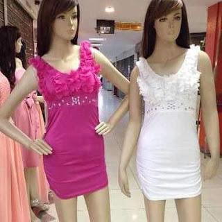 toko dress murah tanah abang jual dress seksi murah