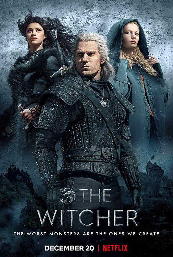 Thợ Săn Quái Vật - The Witcher