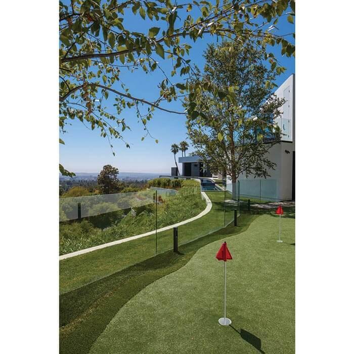 dünyanın en güzel evi golf bahçesi