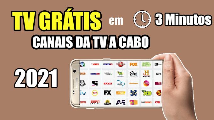 COMO ASSISTIR TV ONLINE GRÁTIS NO CELULAR  - 2021