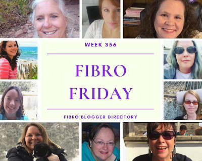 FIBRO FRIDAY BLOGGERS