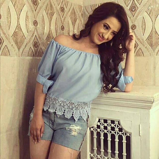 Aalisha Panwar bigg boss 14 contestant
