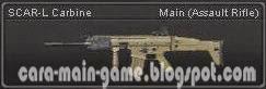 Senjata Point Blank SCAR-L Carbine