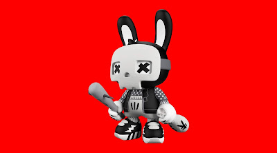 Fashion Guggimon Club Edition SuperJanky Vinyl Figure by Superplastic
