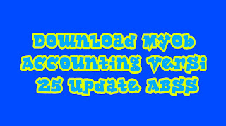 Download Myob Accounting Versi 25 Update ABSS