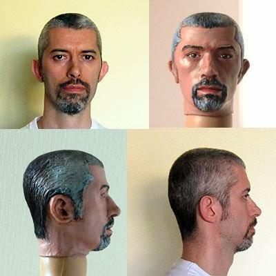 statuine personalizzate ritratti bambole personalizzate artigianali orme magiche