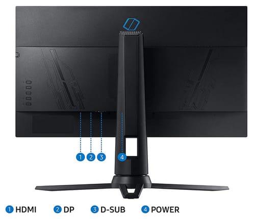 SAMSUNG LF24G35TFWNXZA Odyssey G3 Gaming Monitor