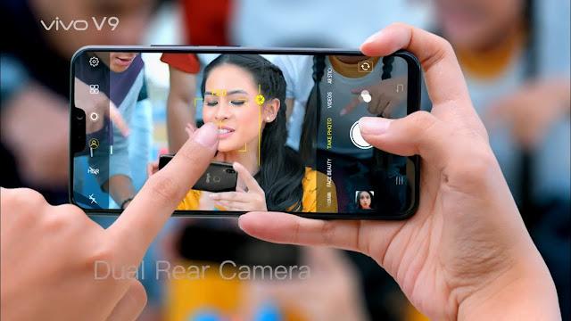 Kamera Selfie 24 MP dan Dua Kamera Utama