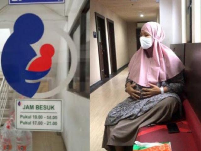 Ibu di Makassar Ditolak Bersalin Tak Mampu Bayar Tes Corona, Bayi Meninggal dalam Perut