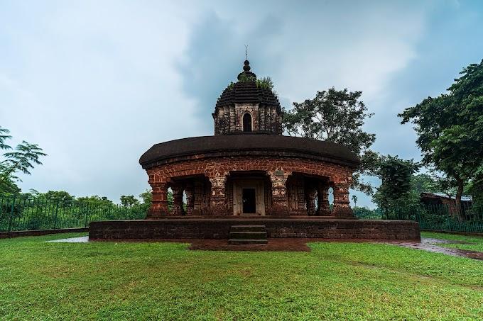 Murli Mohan Terracotta Temple