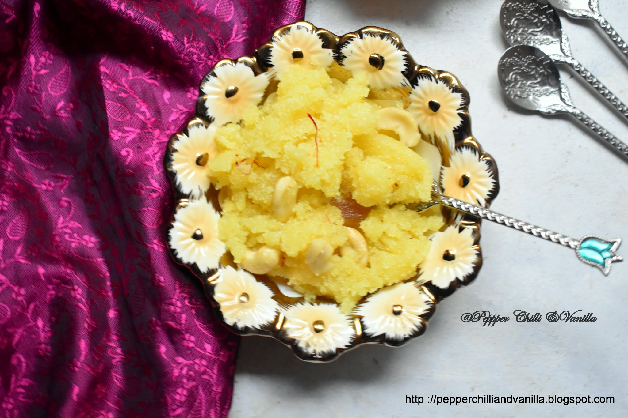 pineapple sheera easy recipe,pineapple kesari