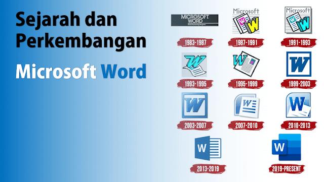 Sejarah Awal Microsoft Word